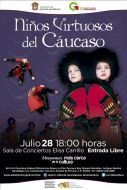 Charity Concert in Mexico - Little Virtuosos